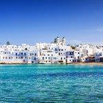 Day Trip to Antiparos Island from Paros