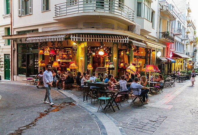 Explore Greece's World-Famous Food Culture