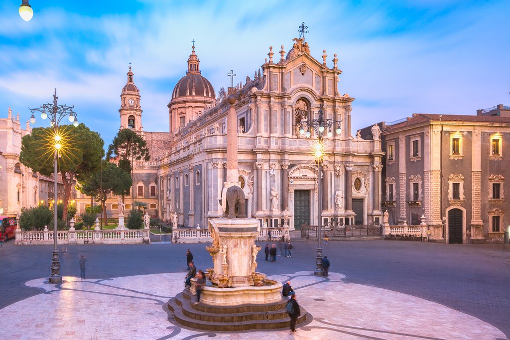 How to Get from Syracuse to Catania