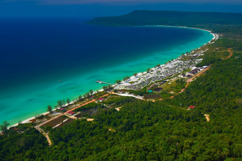 Relax in the glorious tropical island paradise of the Royal Sands Resort in Koh Rong