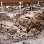 The Archeological Site of Akrotiri