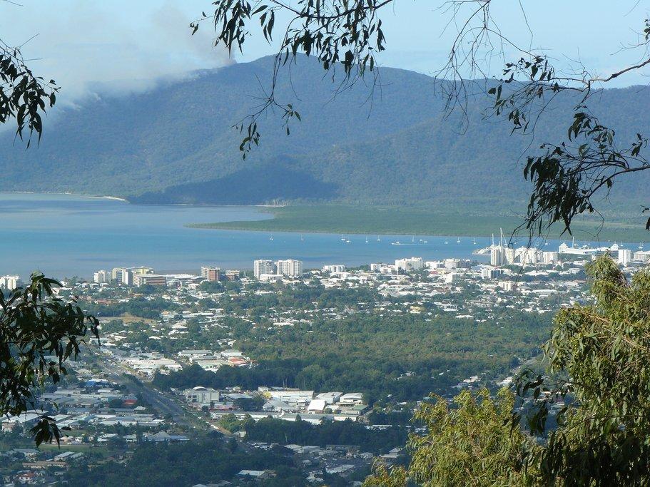 Farewell, Cairns