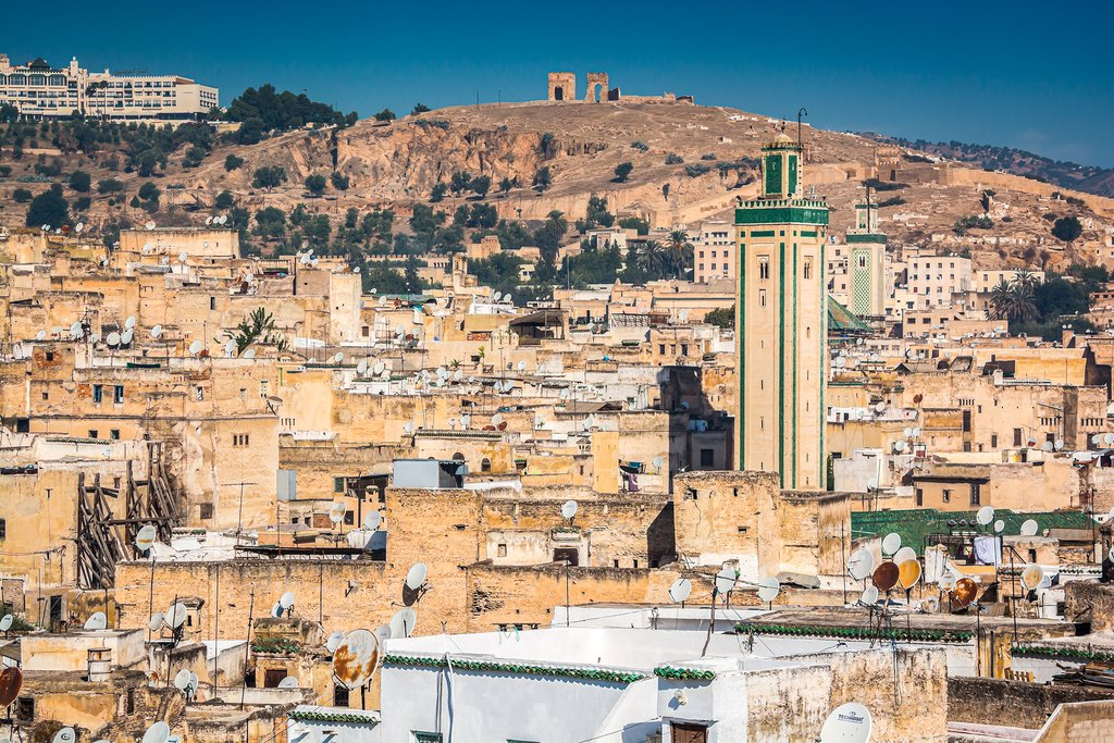 Welcome to Fez!