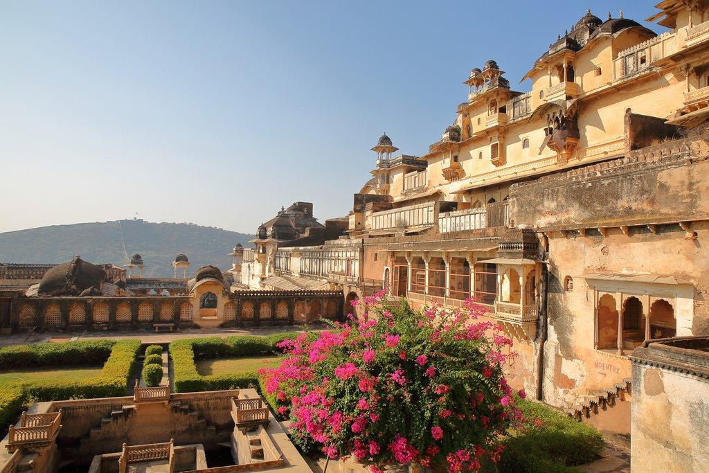 Exterior of Garh Palace