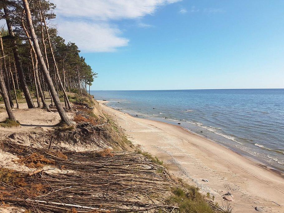 Coast of Karklė