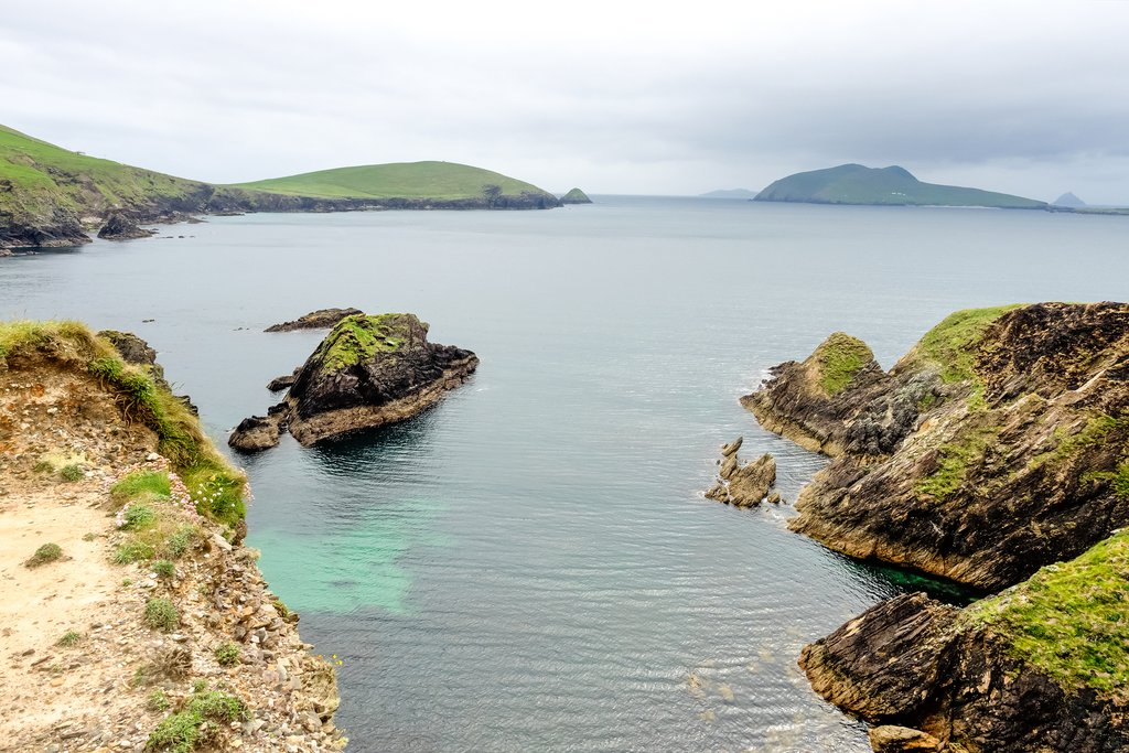 Slea Head on the Dingle Peninsula