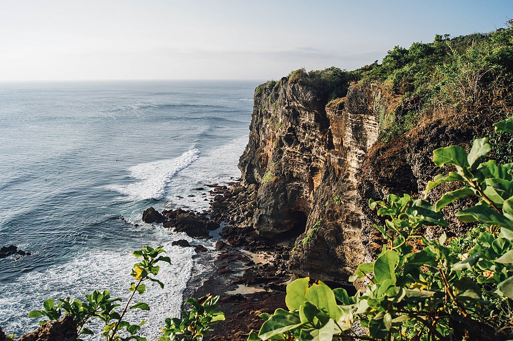 The beaches here are said to be some of the most beautiful in Bali
