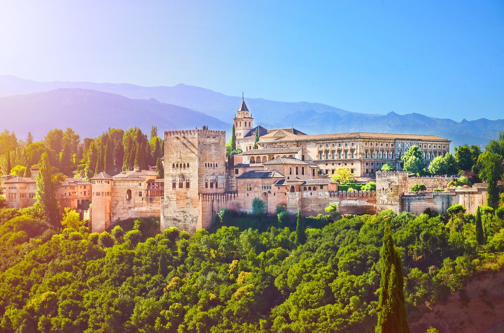 How to Get from Madrid to Granada