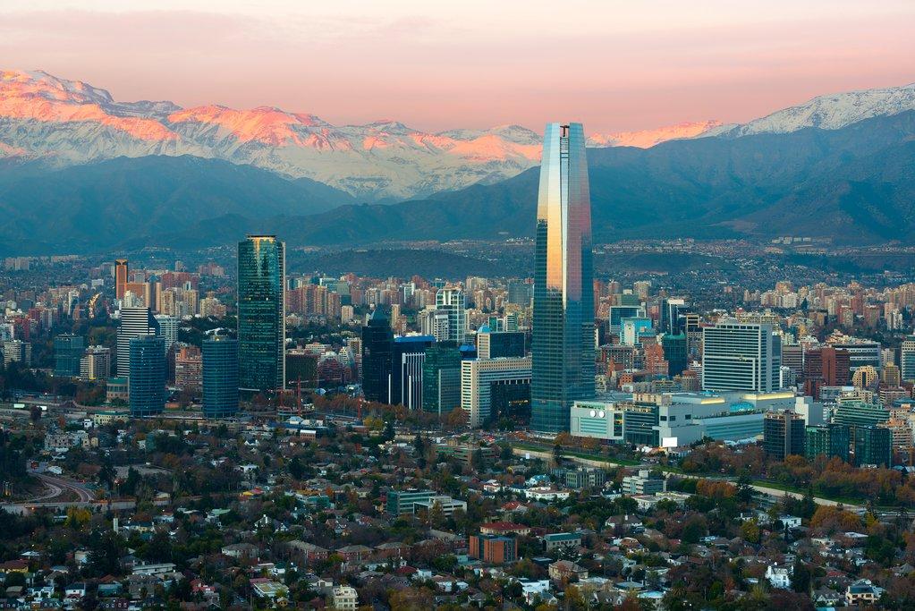 Farewell, Santiago!