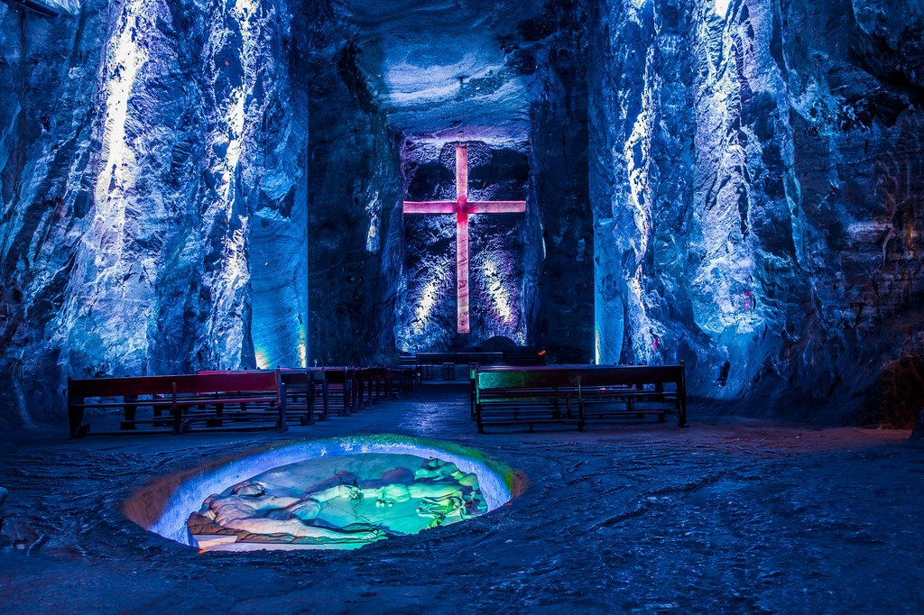 Zipaquira's Salt Cathedral
