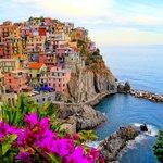 Colorful Village of Cinque Terre