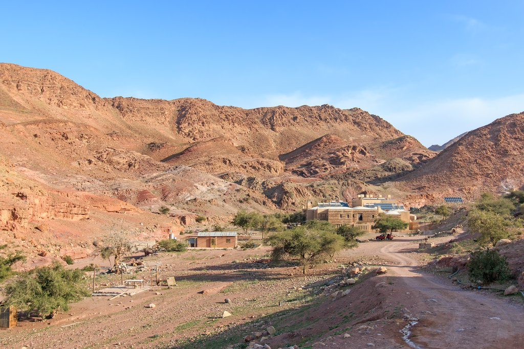 Feynan Ecolodge, Jordan