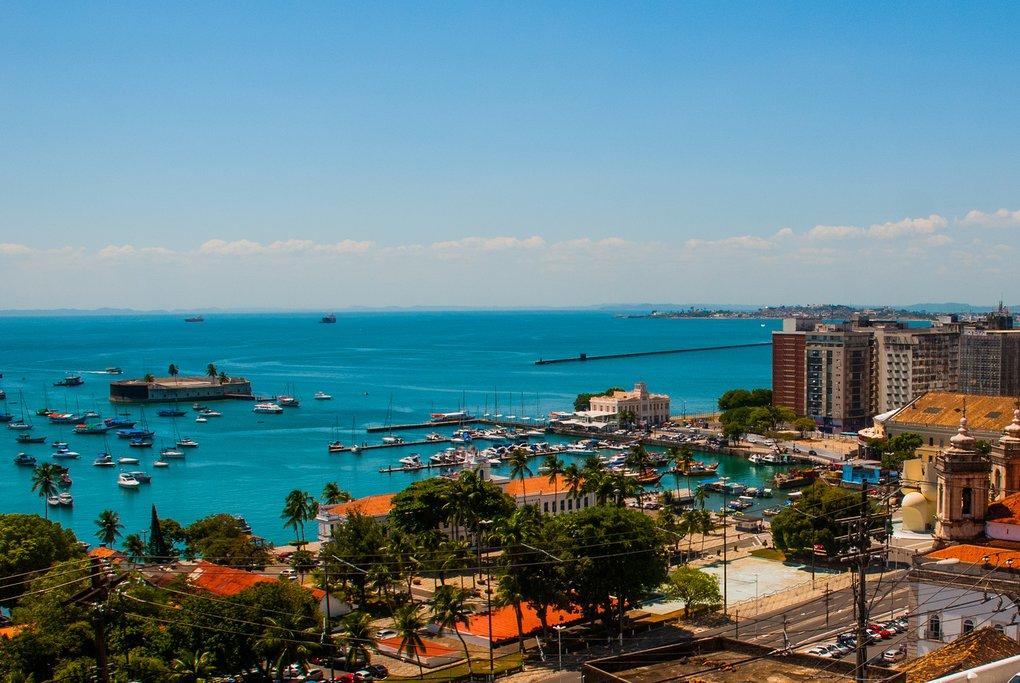 Salvador de Bahía Port