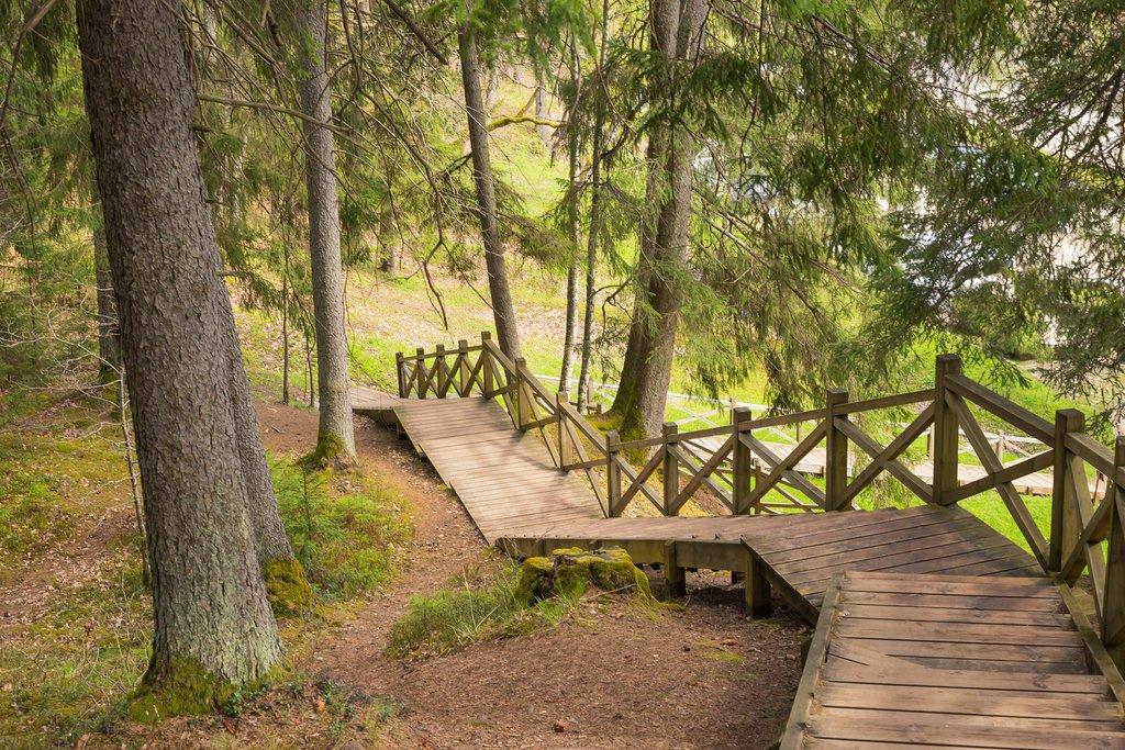 Līgatne Nature Trails