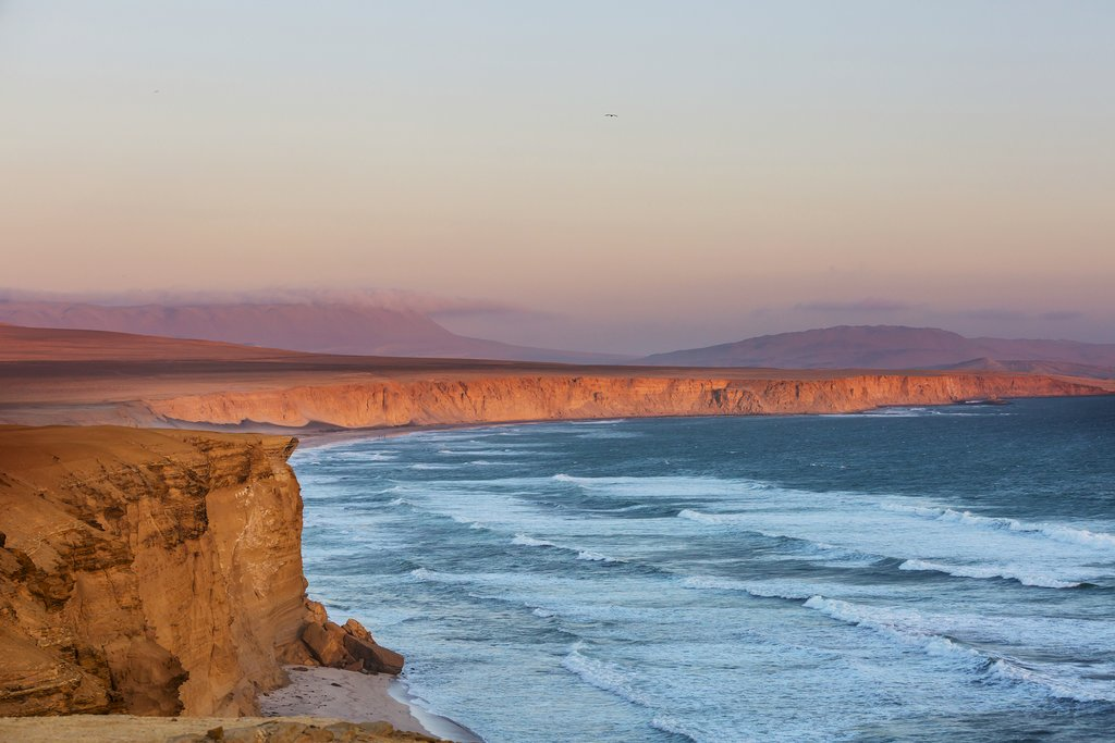 How to Get from Lima to Paracas