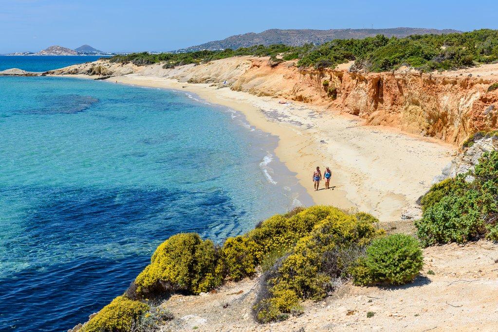 Summer in Naxos, Greece