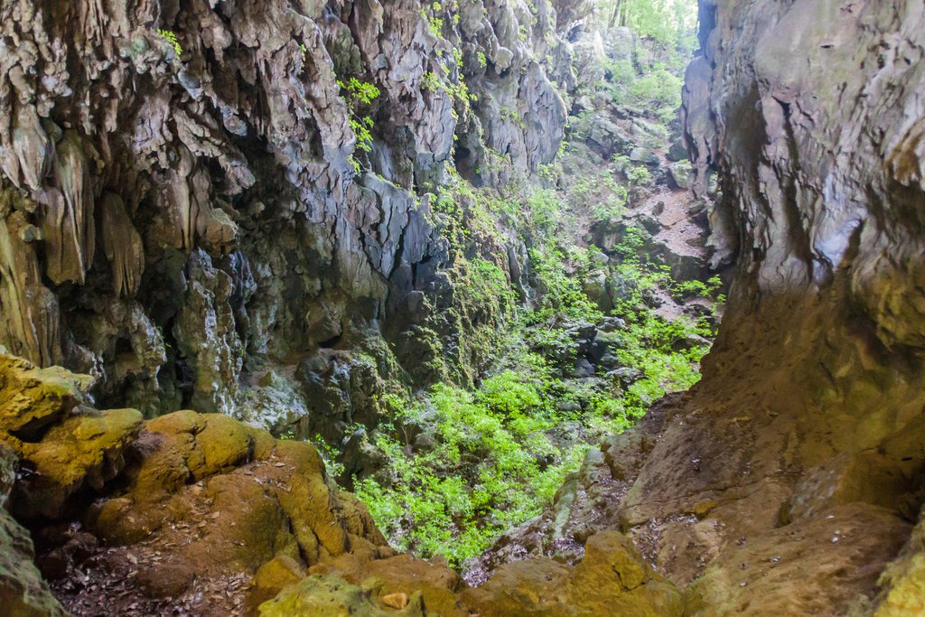 The caves of Candelaría