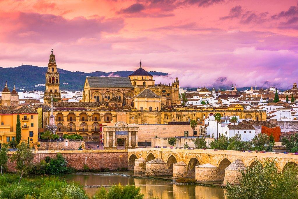 Córdoba and its famous Roman Bridge