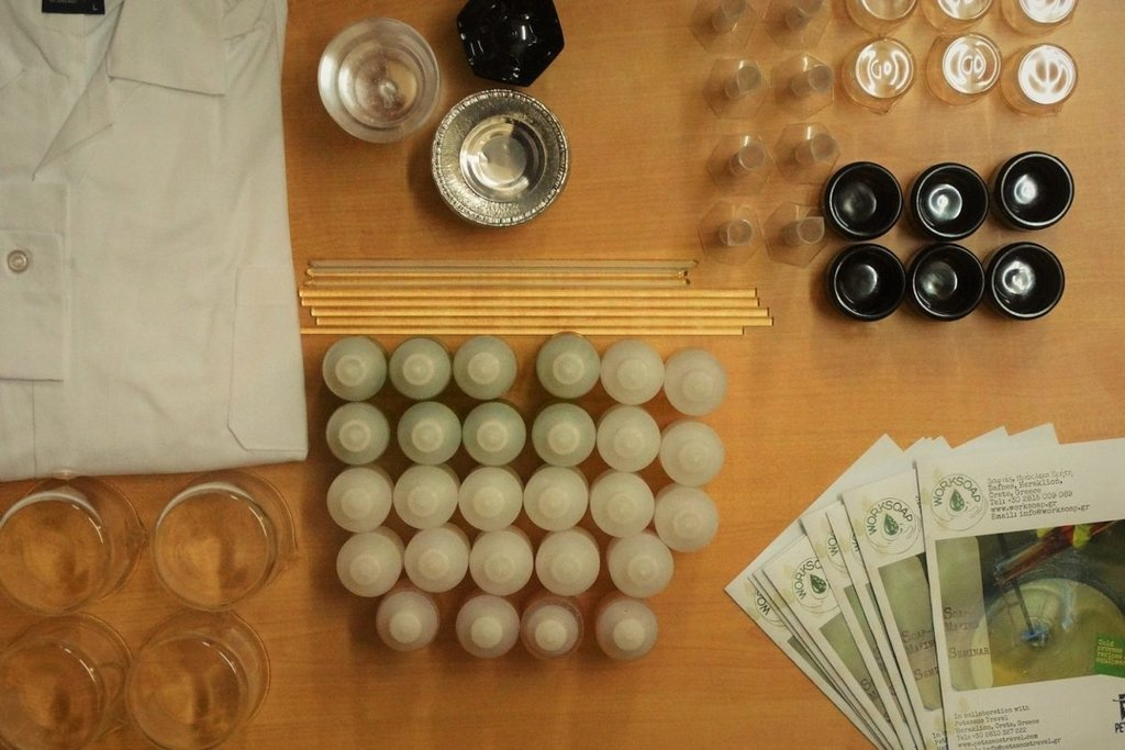Learn All About Soapmaking - Photo from MAMAKITA