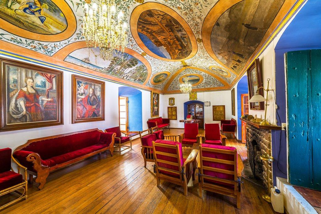Cayara Hotel-Museum near Potosi
