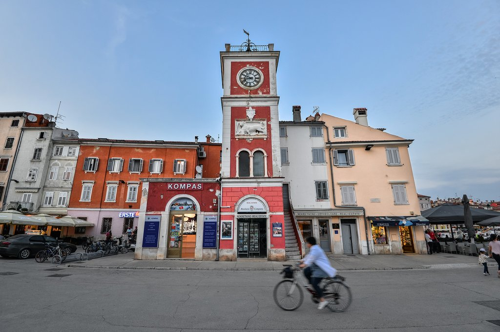 How to Get from Goriška Brda to Rovinj