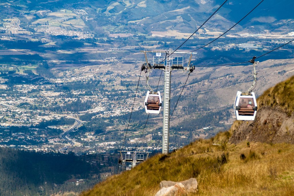 Quito Cable Car