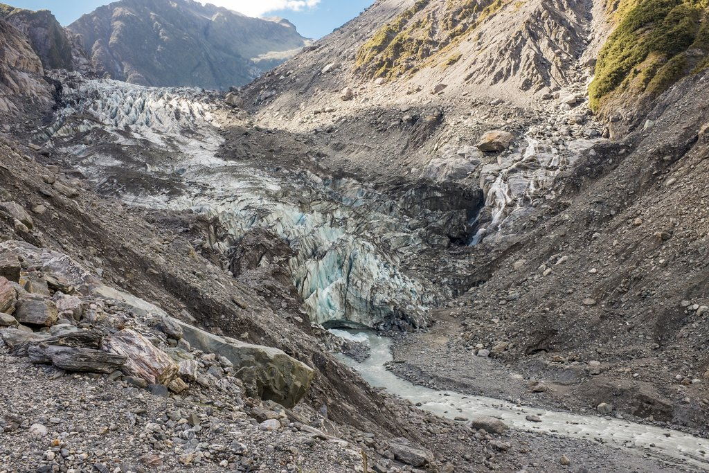 How to Get from Queenstown to Franz Josef Glacier