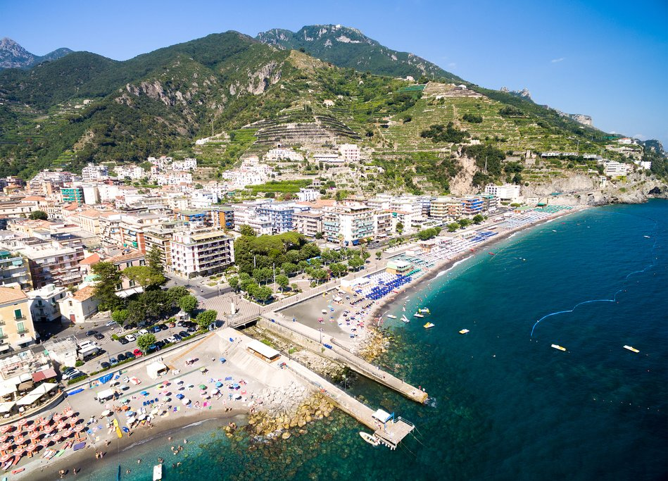 How to Get From Amalfi to Maiori