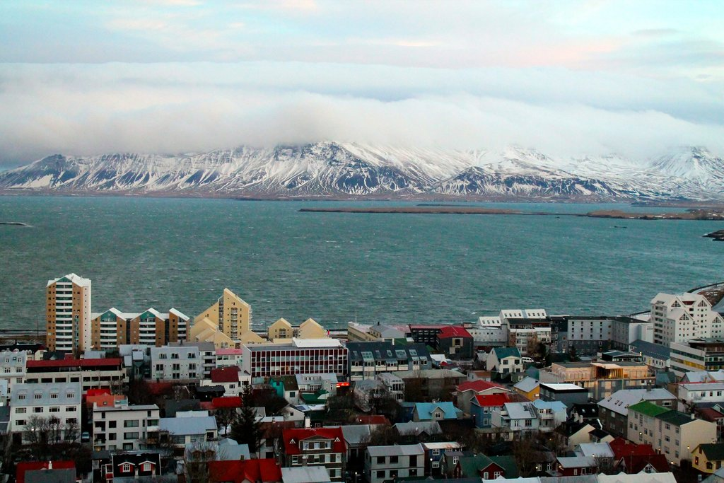 Return to Reykjavik for one more night in the capital