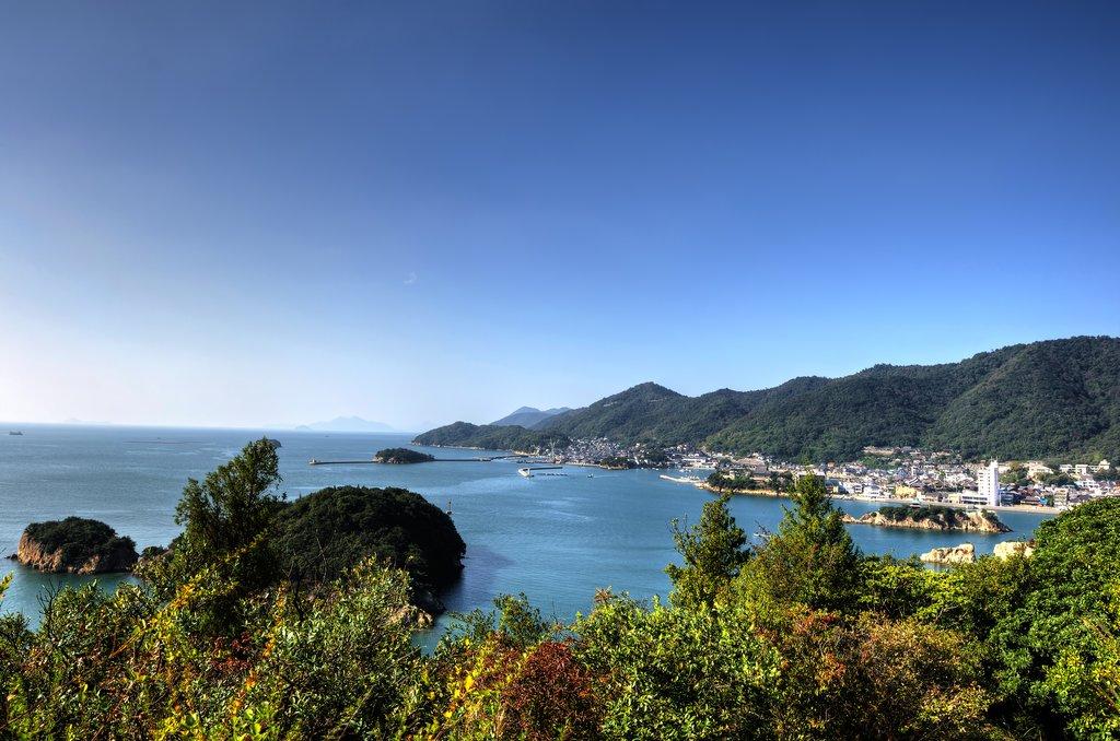 Tomonoura Bay, Japan