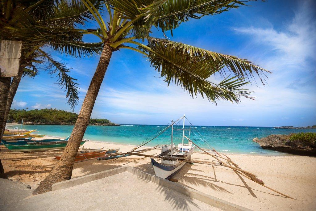 Enjoy the beautiful beaches of Ticao
