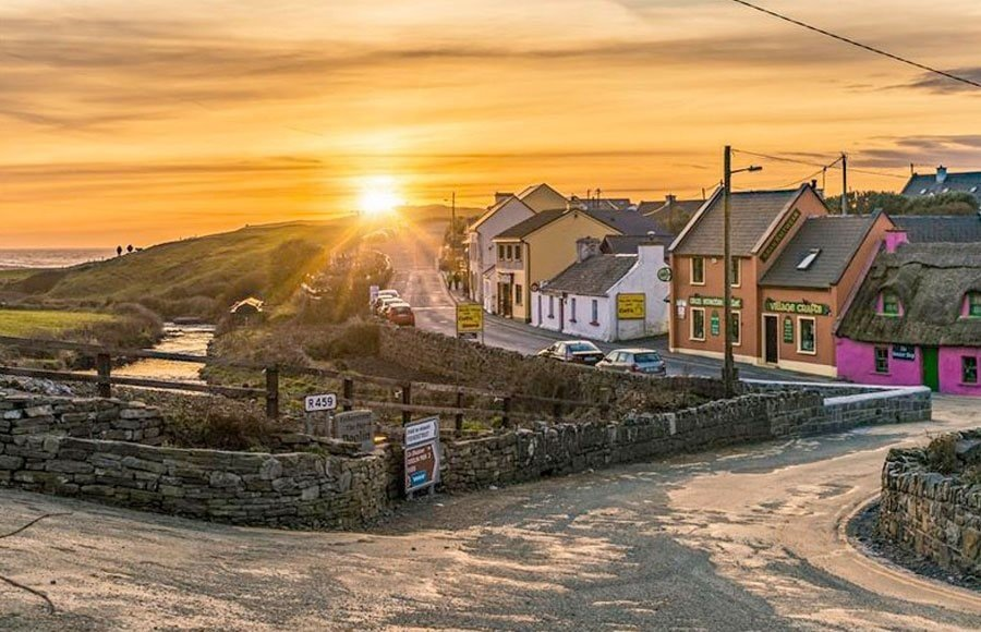 How to Get from Galway to Doolin