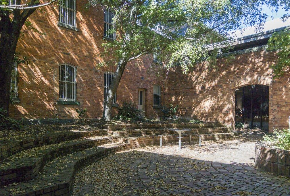 Australia - Ballarat - Old gaol and courthouse
