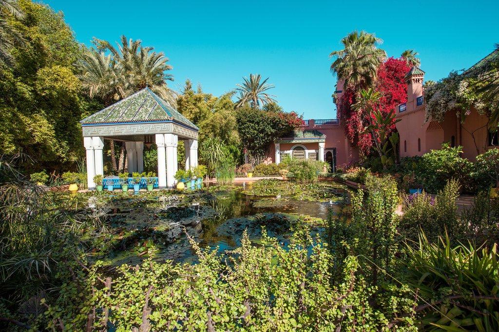 Majorelle Garden