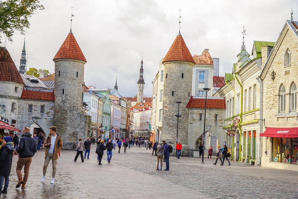 Visit Tallinn's Old Town