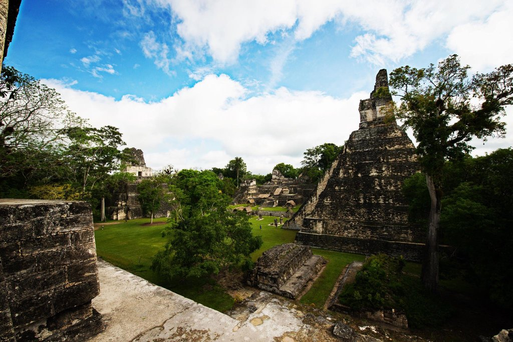 Tikal National Park, Petén.