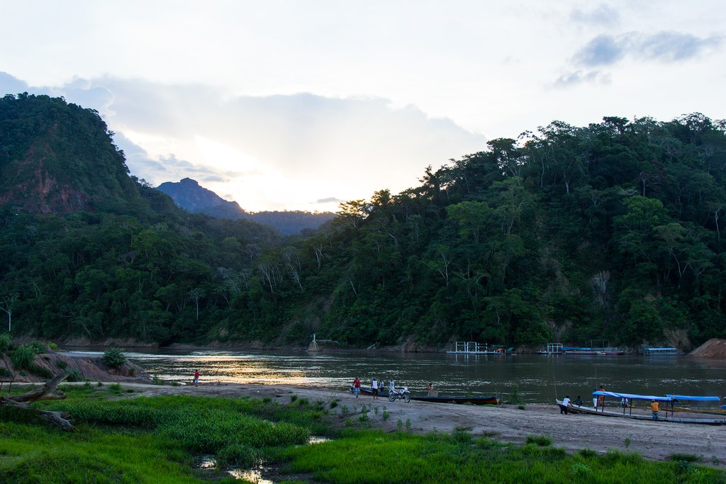 Beni River, Amazon, Rurrenabaque