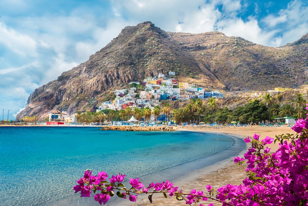 Beautiful Beaches of Tenerife