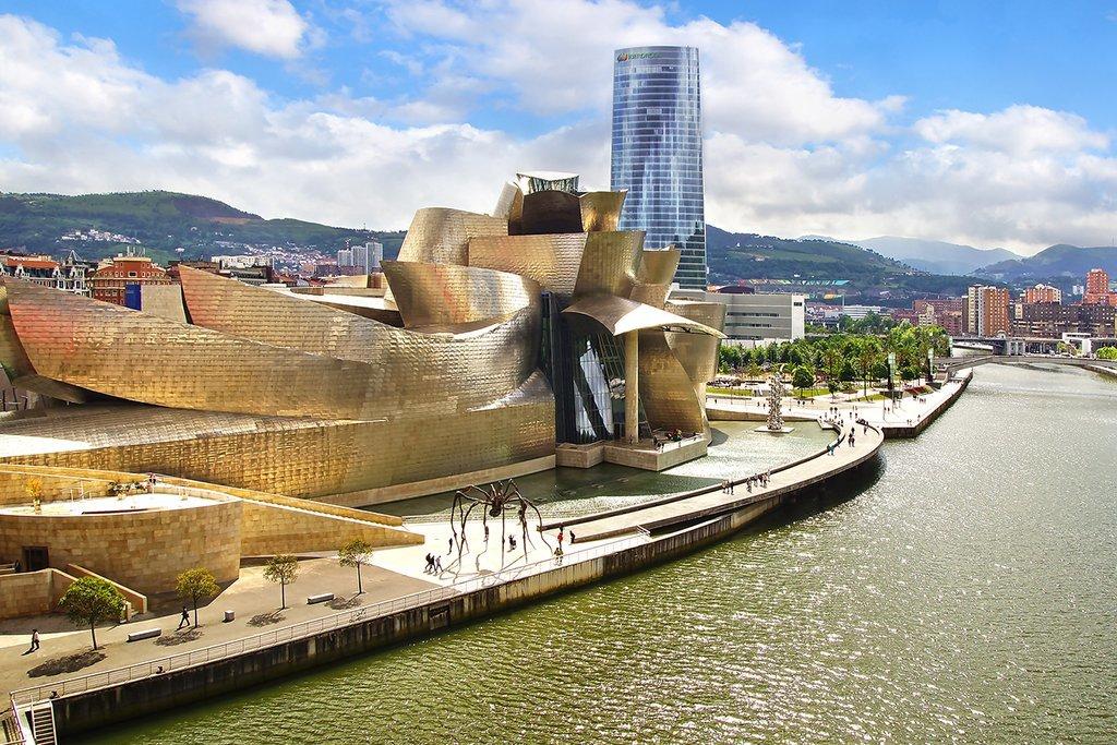 How to Get from Santiago de Compostela to Bilbao
