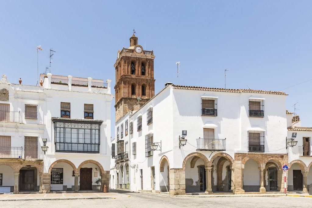 Plaza Grande, Zafra