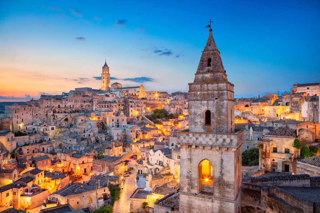 How to Get from Lecce to Matera