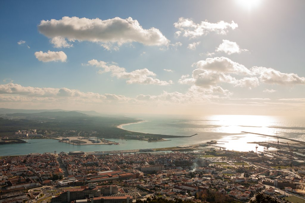 Morning in Viana do Castelo