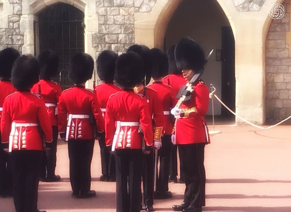 London - Changing of the Guard