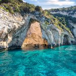 Family Day Cruise to Paxos & Antipaxos from Corfu
