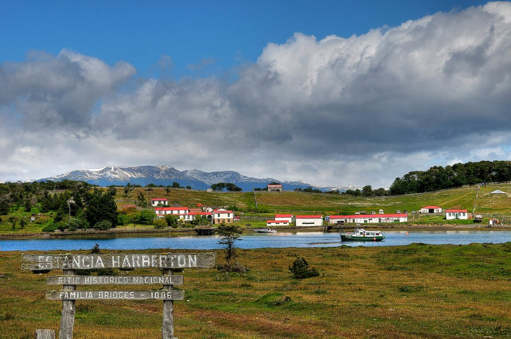 estancia Harberton