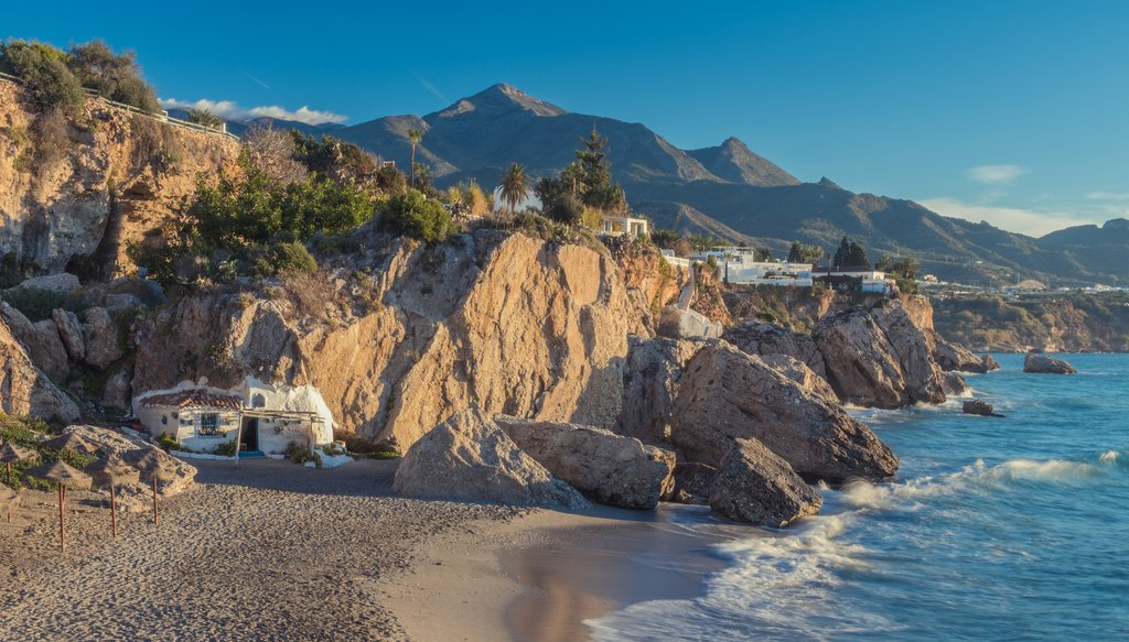 Beaches and Caves of Nerja