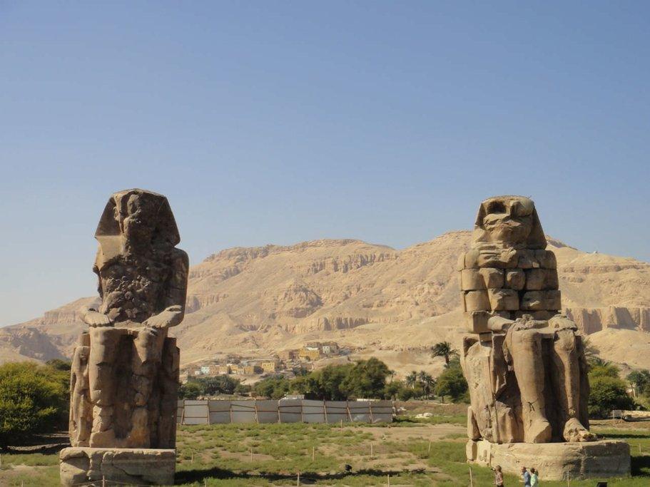 Collossi of Memnon
