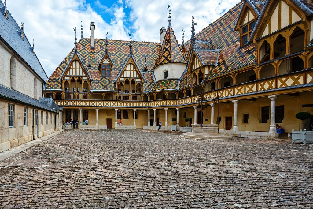 15th-century Hospices de Beaune