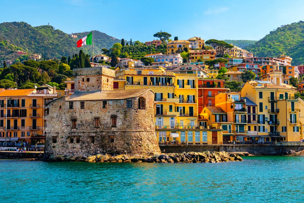 How to Get from Venice to Italian Riviera