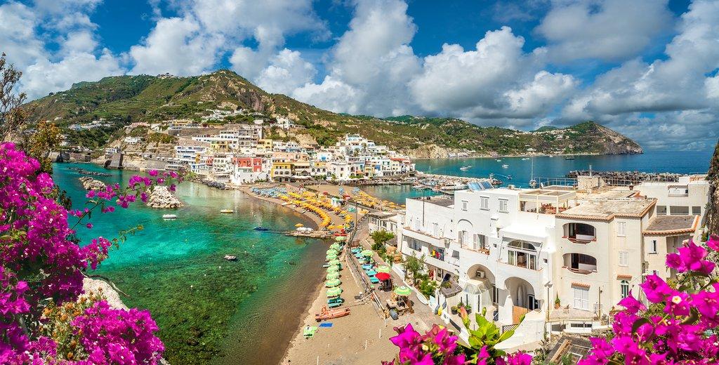 The Beautiful Island of Ischia